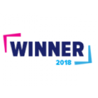 Image of the word winner 2018