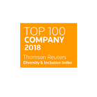 Thomson Reuters Top 100 Company