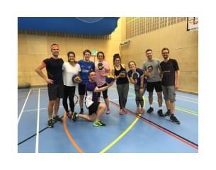 dunnhumby sports team London.