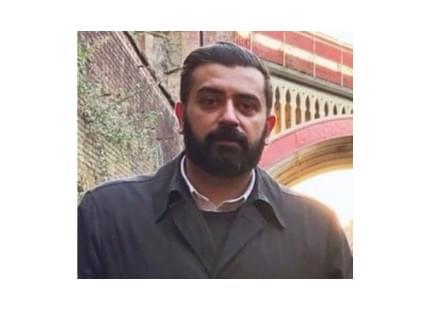 Image of Zobair Mehmood.