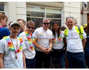 Birmingham Pride May 2019
