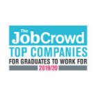 The JobCrowd Top Companies 2019/2020 Logo