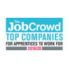 The JobCrowd Top Companies For Apprentices to work for