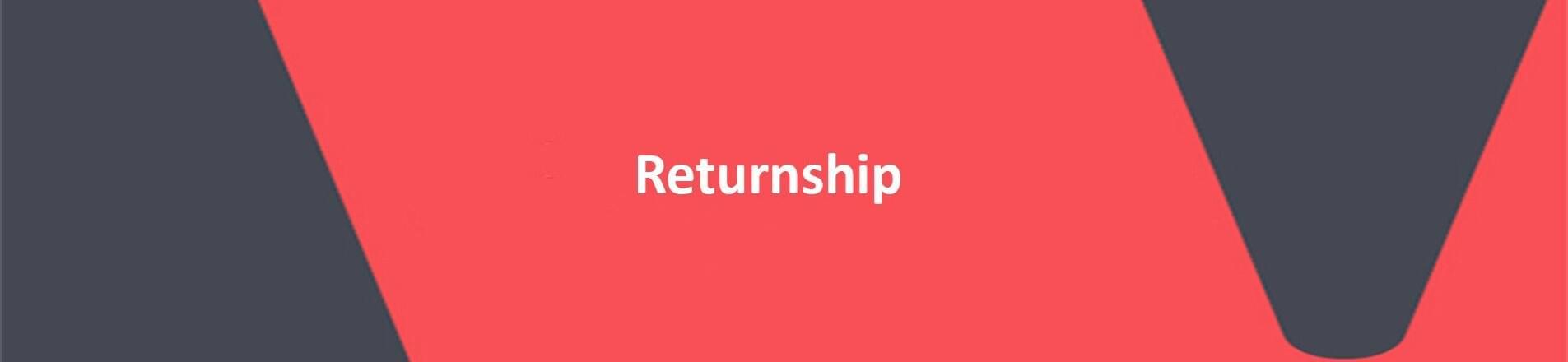 Returnship.