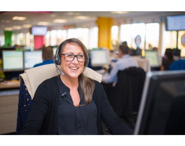women in the office