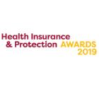 Health Insurance & Protection AWARDS 2019 logo.