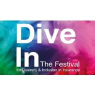 Dive In Festival Logo.