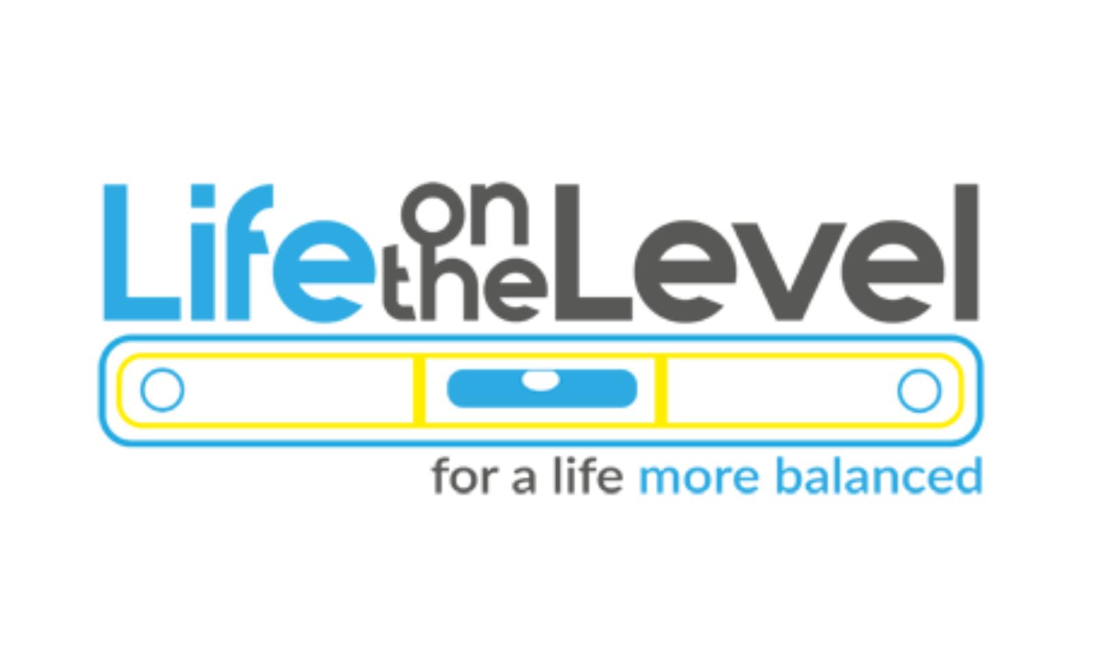 Life on the Level  logo.