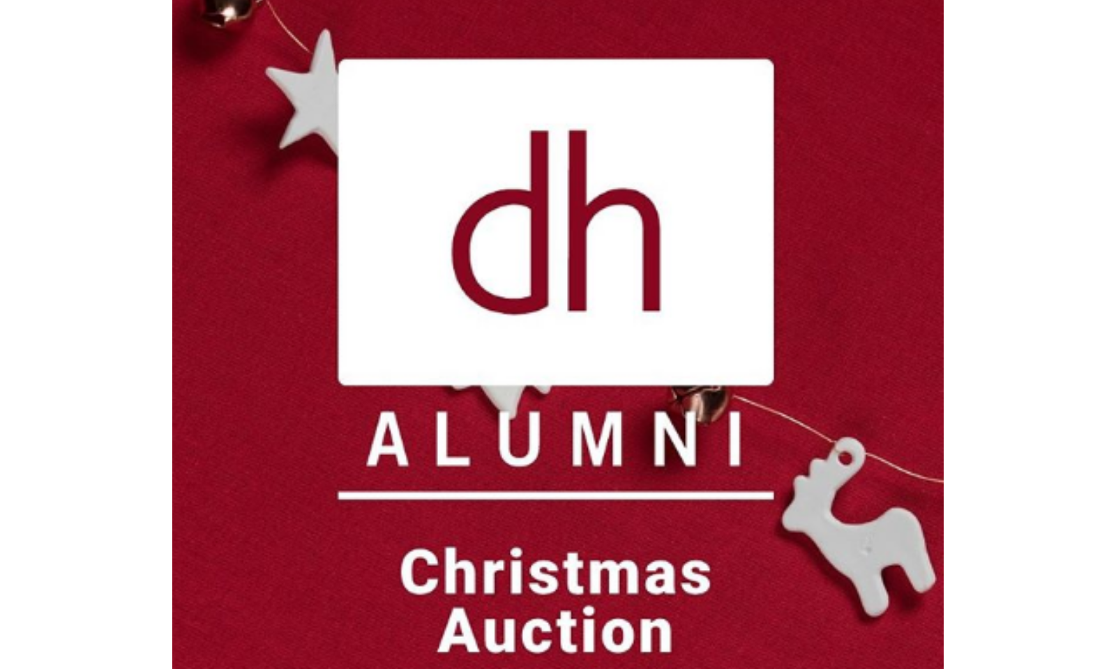 dunnhumby logo with decorations.
