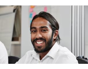picture or Ralulan Kuhanathan engineer