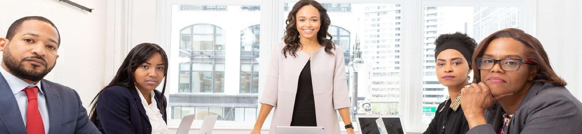 Reed Smith Employees on Executive Board for Black Women