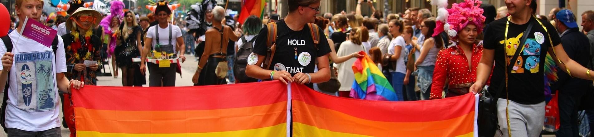 British universities becoming more gay-friendly