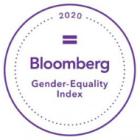 Bloomberg Gender-Equality Index 2020.