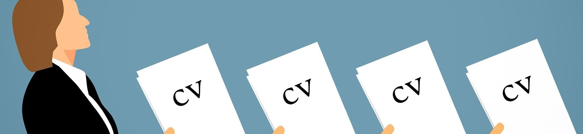 How to impress your CV in 8.8 seconds