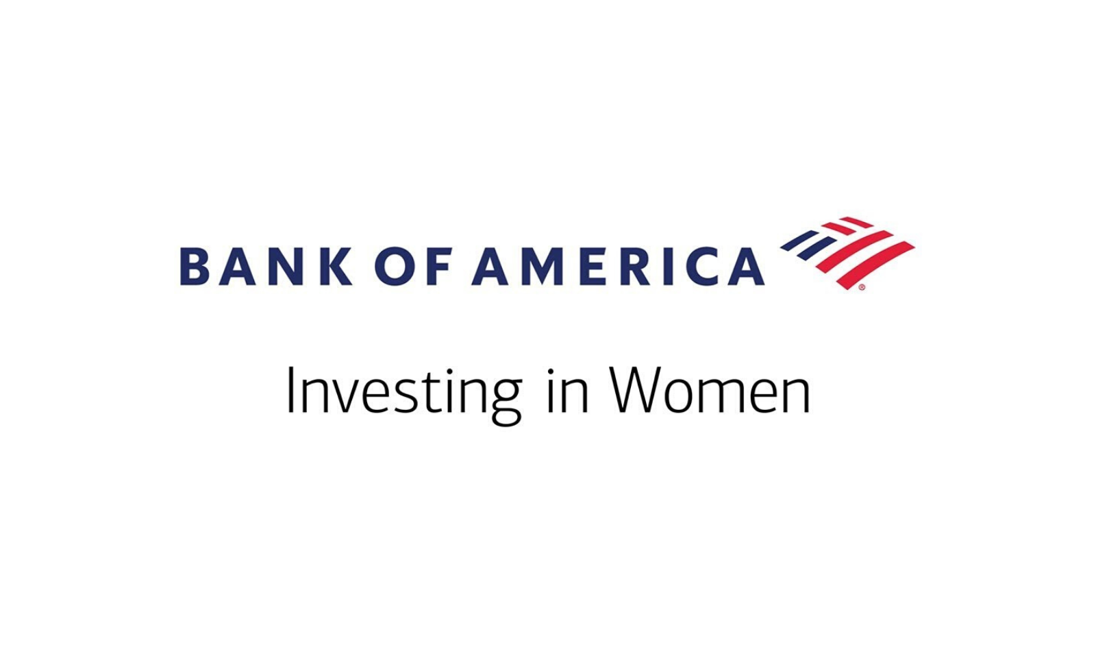 bank of america investing in women