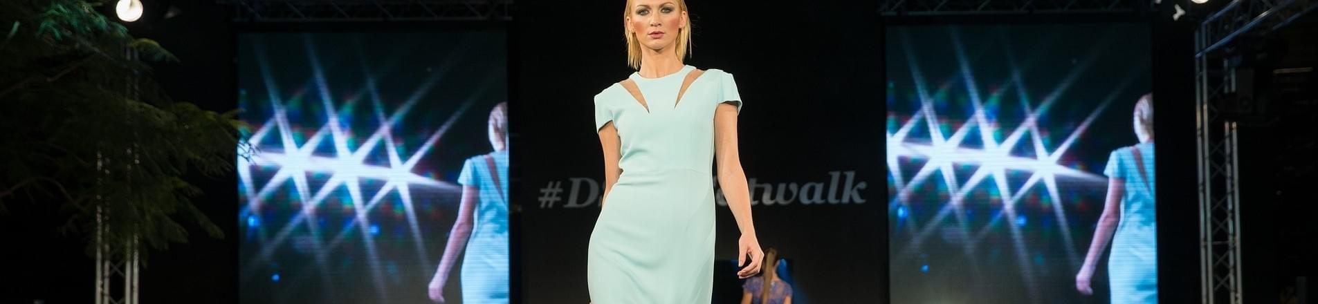 The UK's first diversity catwalk launced by Katie Piper