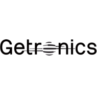 Getronics logo in black.