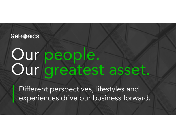 Our people, our greatest asset.
