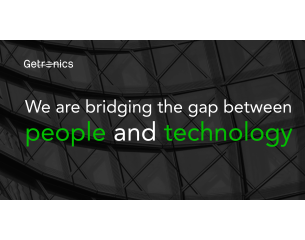 We are bridging the gap between  people and technology.