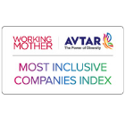 Champion of Inclusion 2019 - Working Mother & Avtar Most Inclusive Companies Index (MICI).