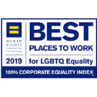 HRC's Best Places to Work for LGBTQ Equality - 2019