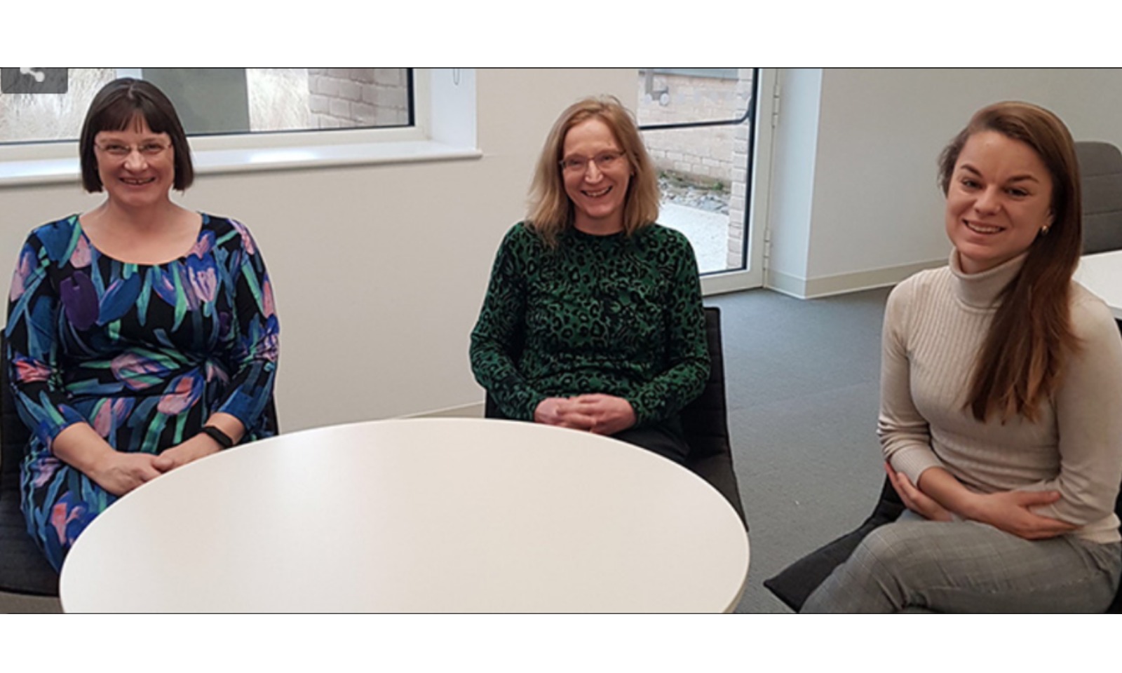Joining the discussion are three fantastic women from across the Cambridge Assessment Group: Jill Duffy, OCR's first female Chief Executive, Anne Clarke, Product Owner Agile, Cambridge Assessment English, and Antonia Sudkämper, Researcher,