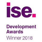 ise. Development Awards Winner 2018
