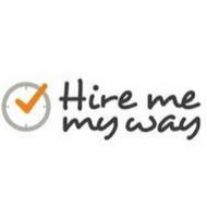 Hire me my way.