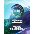 The RAD Awards Winner - Video