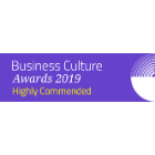 Business Culture Awards 2019 - Highly Commended.