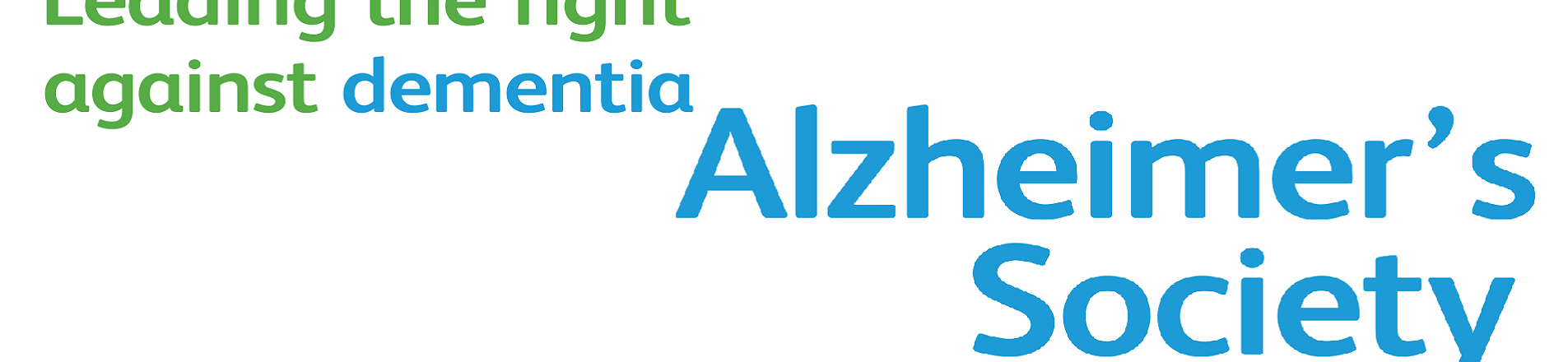 Working for Alzheimer's Society