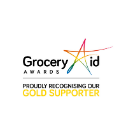 grocery aid proudly recogonise gold supporter