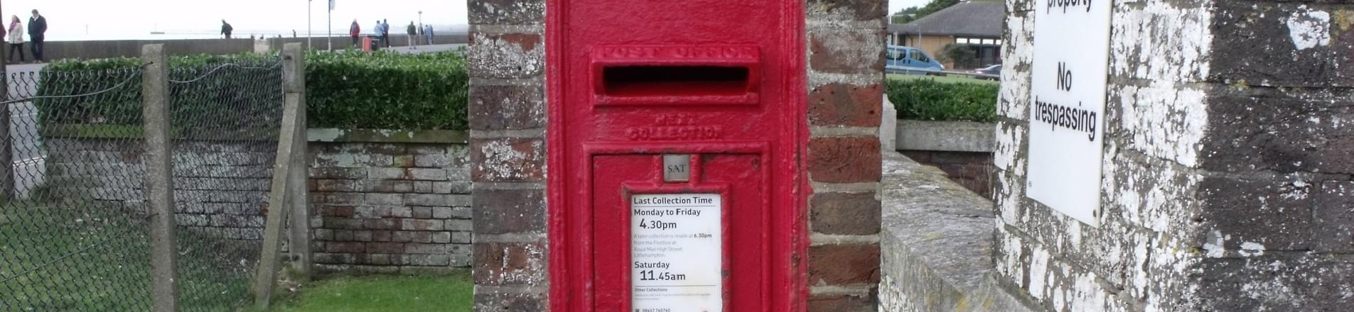 Royal Mail supports the 'stay well this winter' campaign