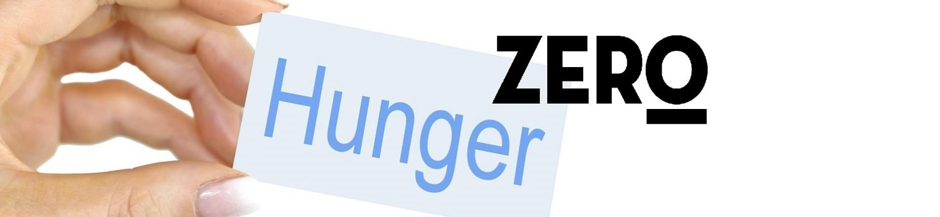 ITV launches appeal to achieve Zero Hunger goal