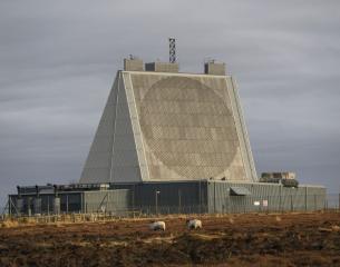 Radar station.