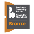 Business Disability Forum Disability Standard - Bronze