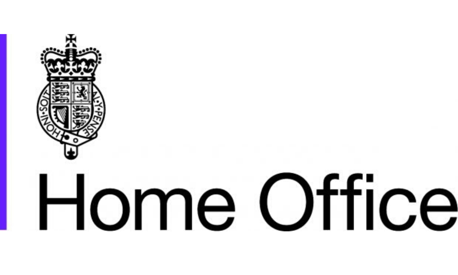 Home Office logo.