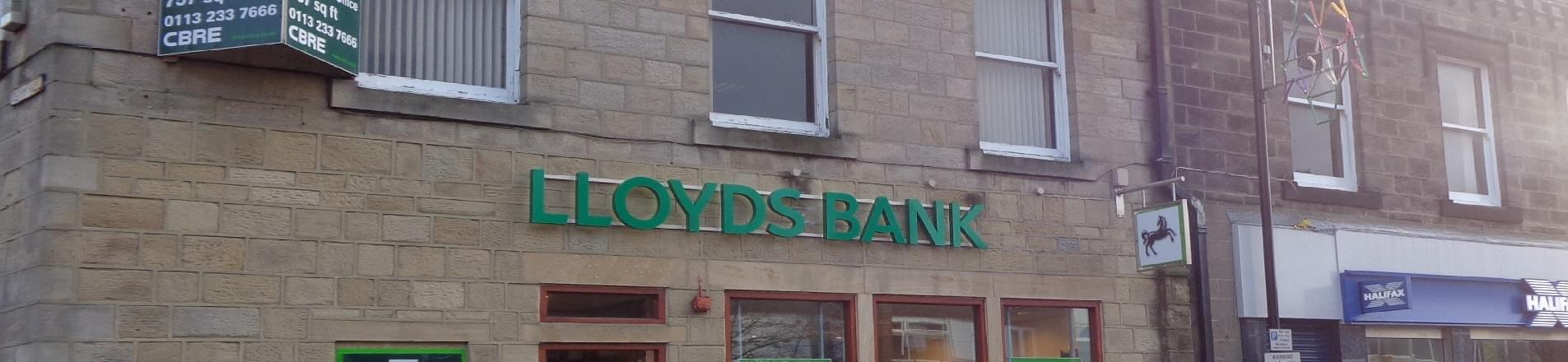 Lloyds Banking Group show commitment to Pride