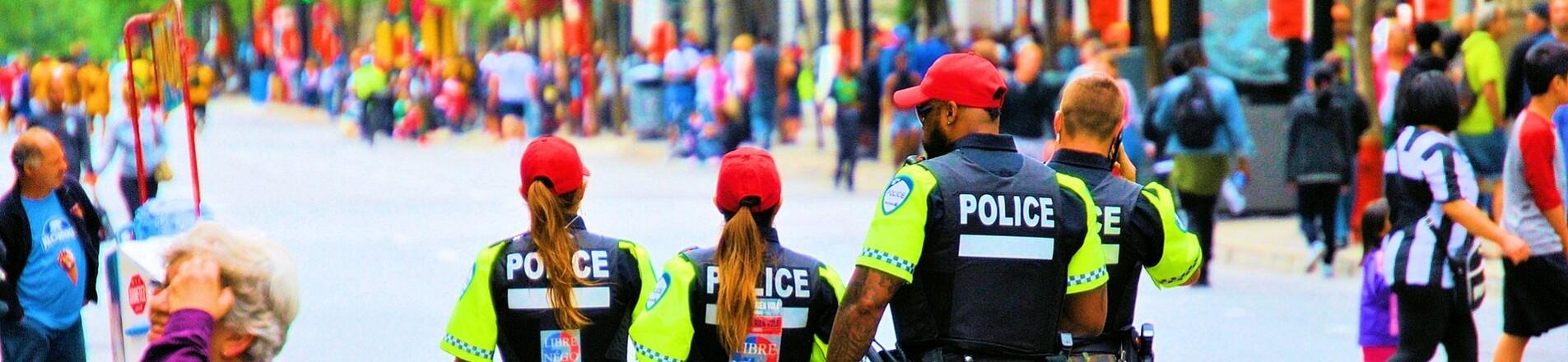 Transgender training for the Police
