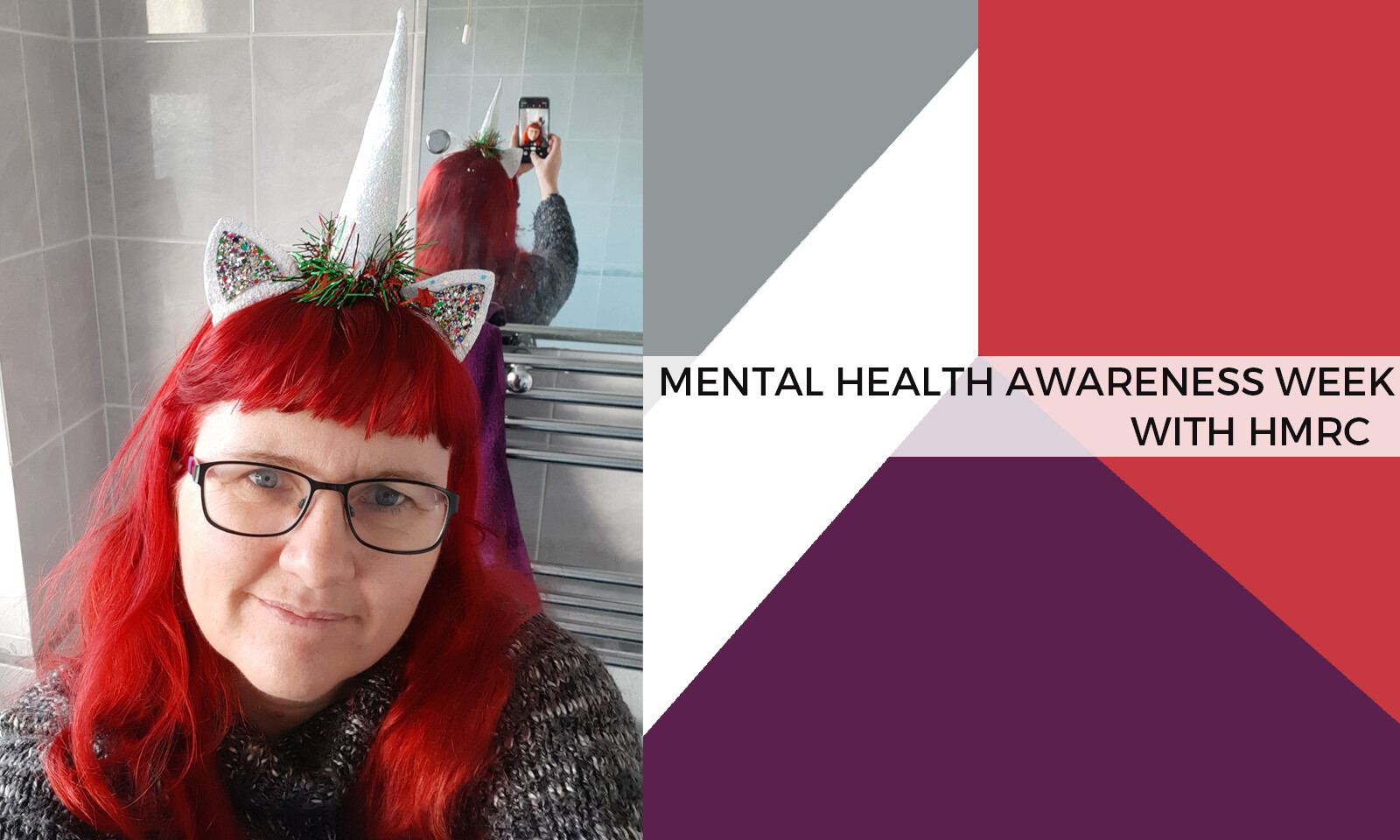 Mental health awareness week with HMRC: Emma Jones