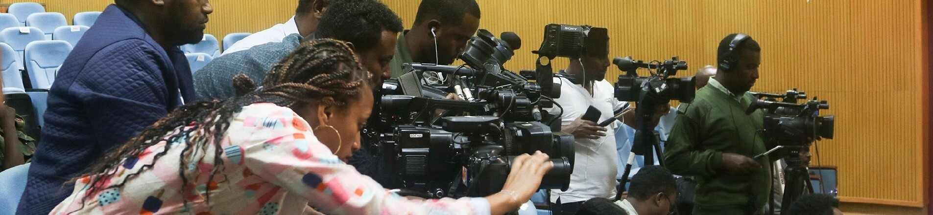 What's it like to work in media | Media Communications