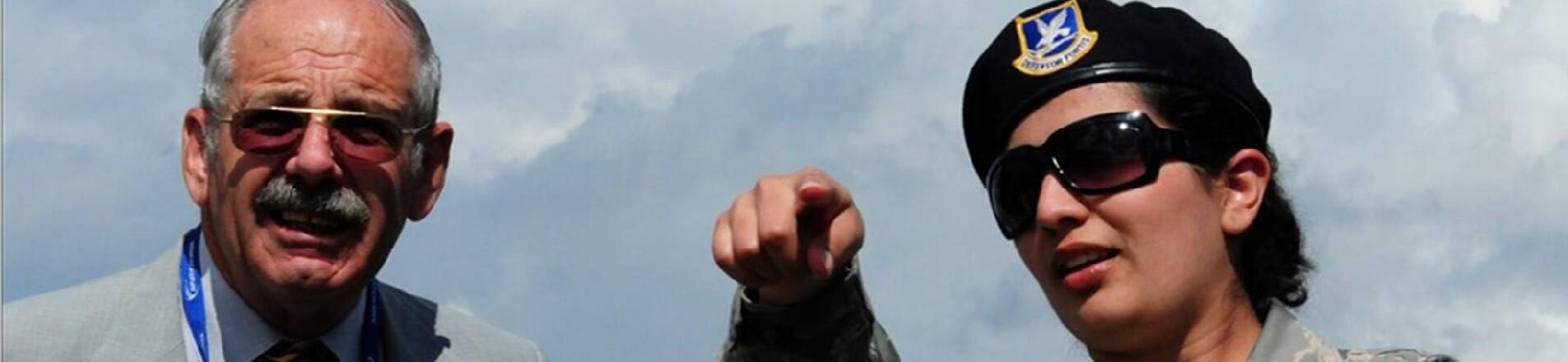 Ministry of Defense's Leila talks Care-Leaver Internships