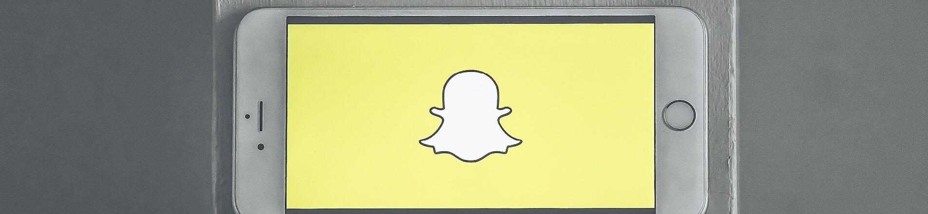 Atkins piloting Snapchat!