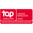 Avanade UK Ltd awarded Top Employers United Kingdom certification - 2020