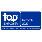 Avanade UK Ltd awarded Top Employers Europe certification - 2020