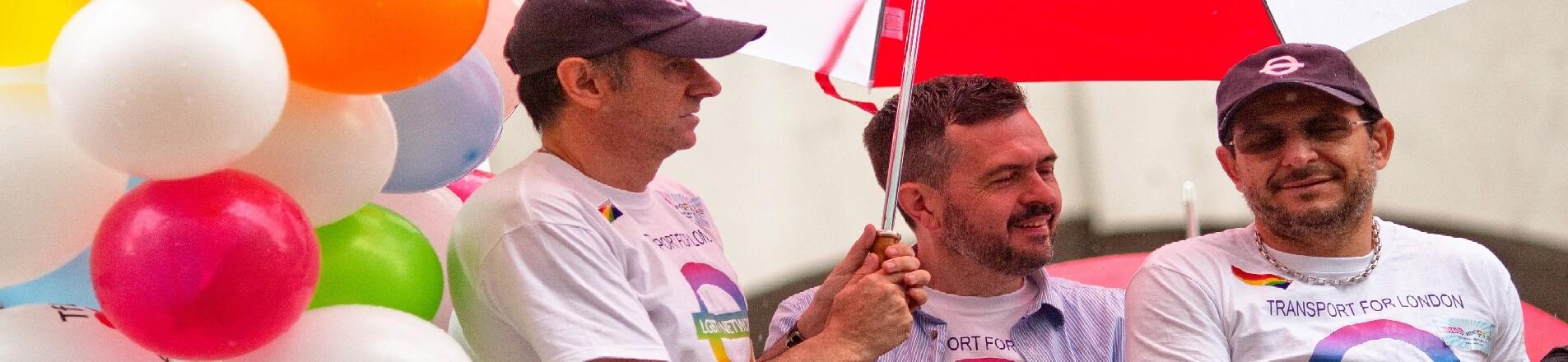 Zurich Launch Global LGBT Network