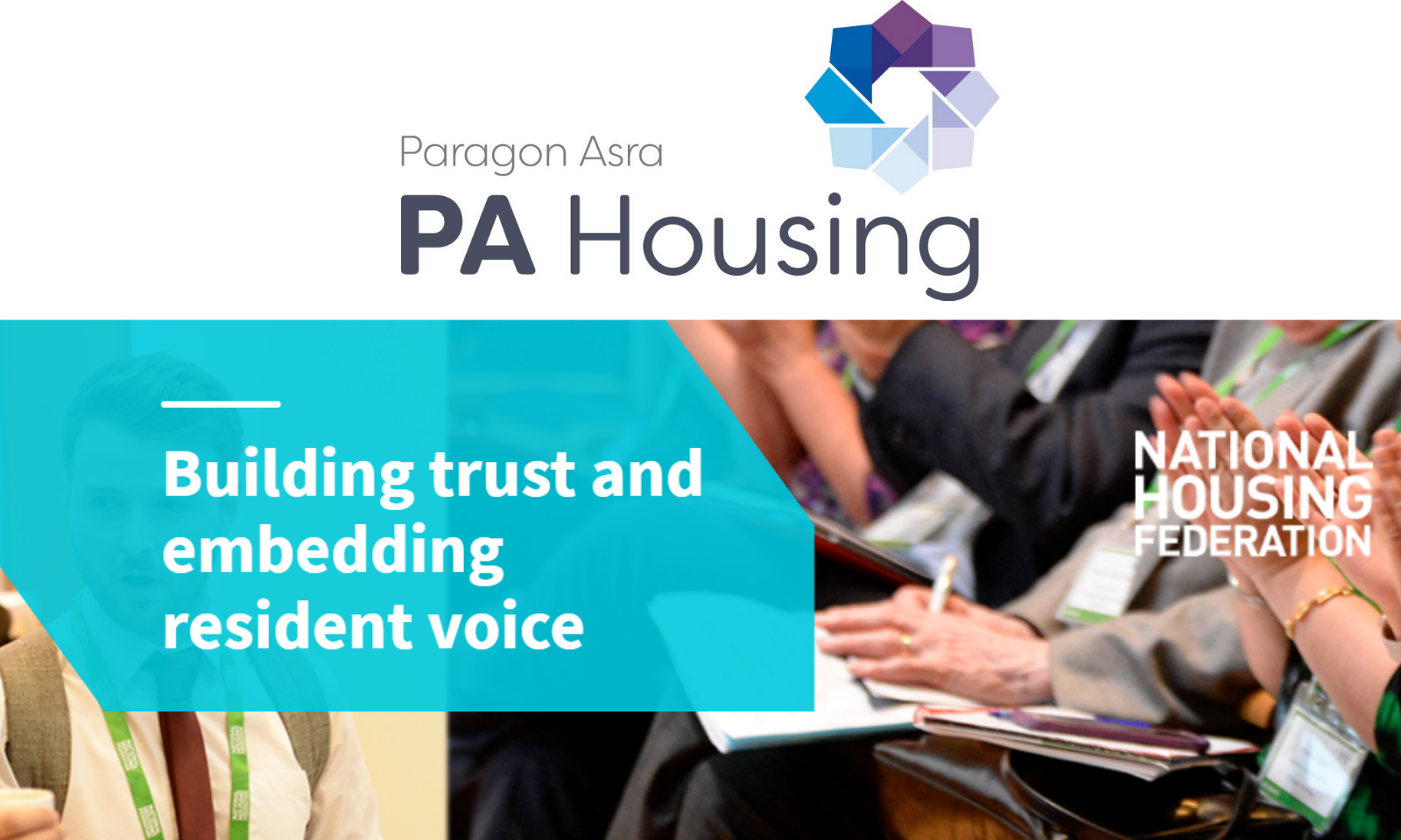 Building trust and embedding resident voice