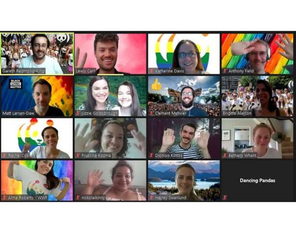 WWF-UK Virtual Pride 2020