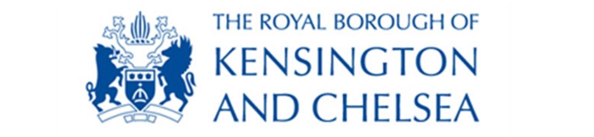 The Borough of Kensington & Chelsea Logo