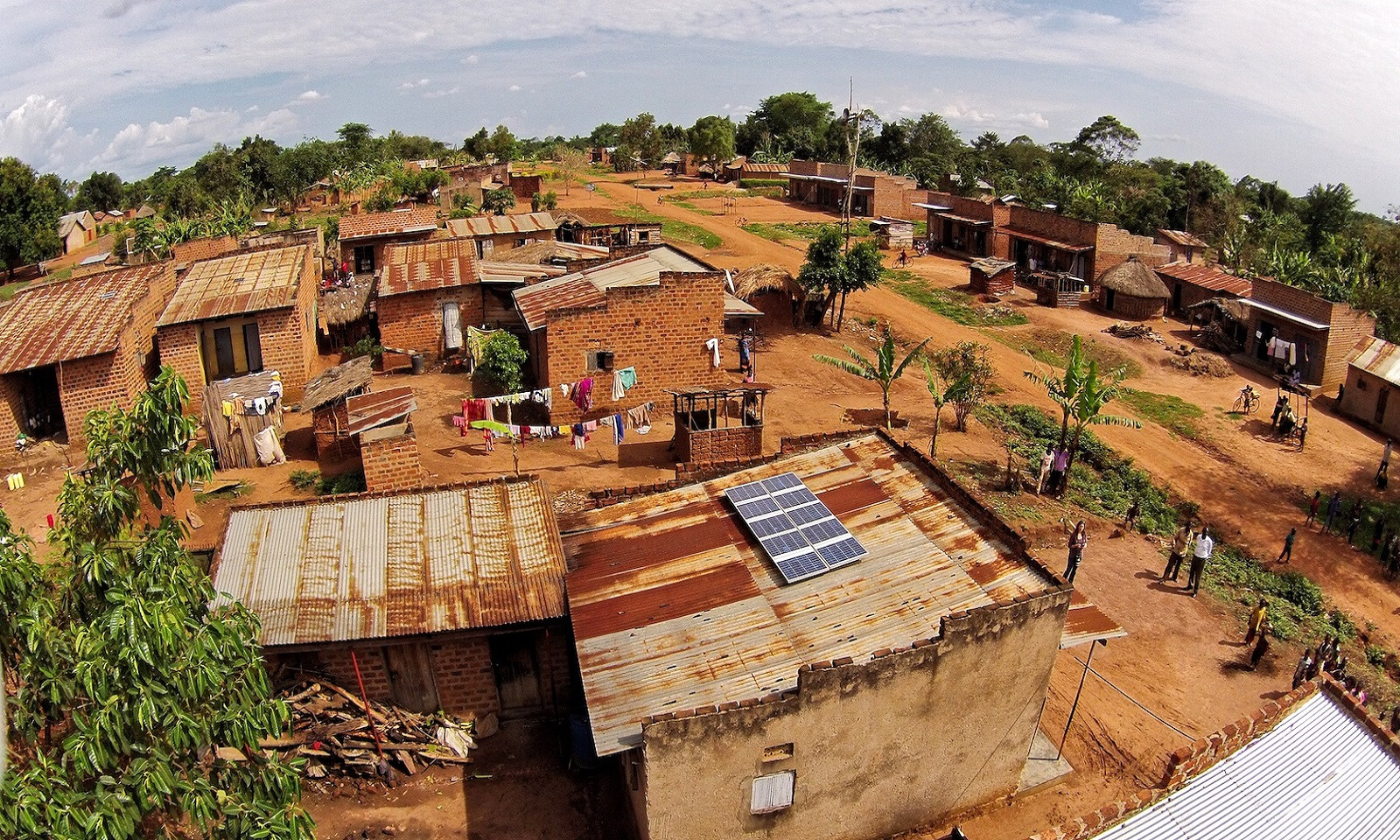 How Experian Helped to Bring Light to a Remote Village